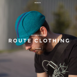 Route Clothing cyclecap