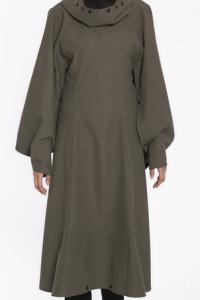 BYVBROWN RAIN DRESS