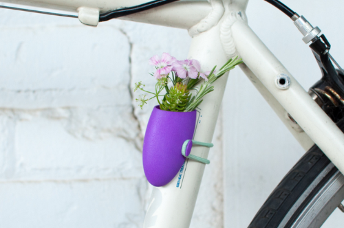 A Planter for Your Bike