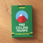 PRO CYCLING TRUMPS CLIMBS EDITION