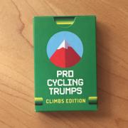 PRO CYCLING TRUMPS CLIMBS EDITION