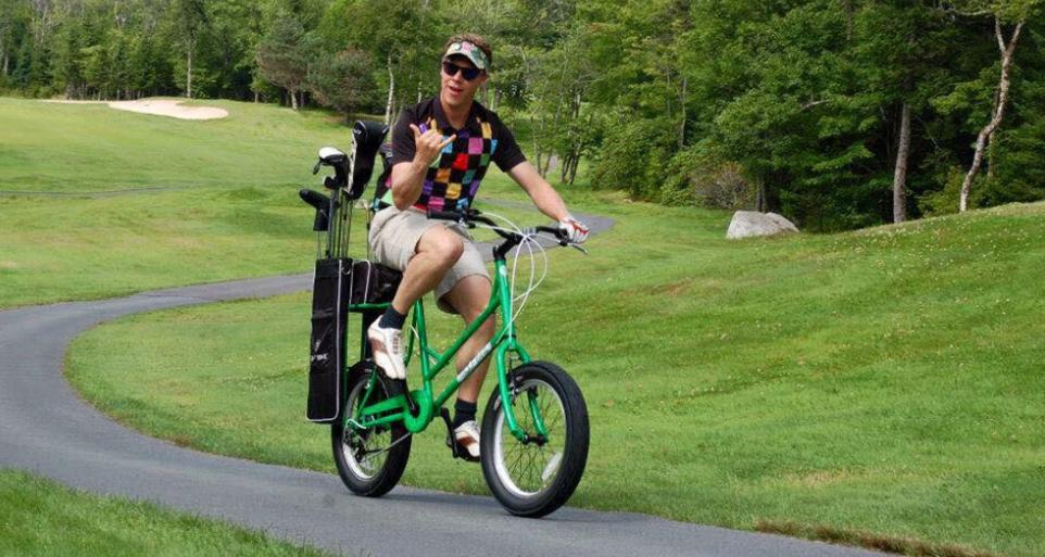 golfbike
