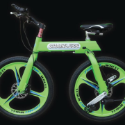 Chainless bicycle